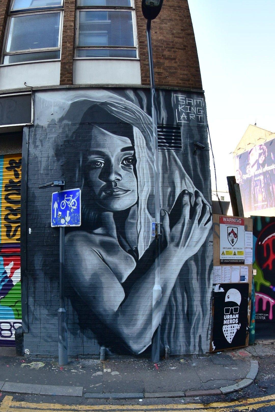 Shoreditch 2018 london street art
