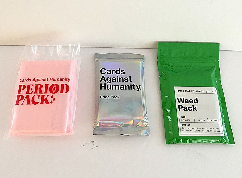 Period Pack Cards Against Humanity