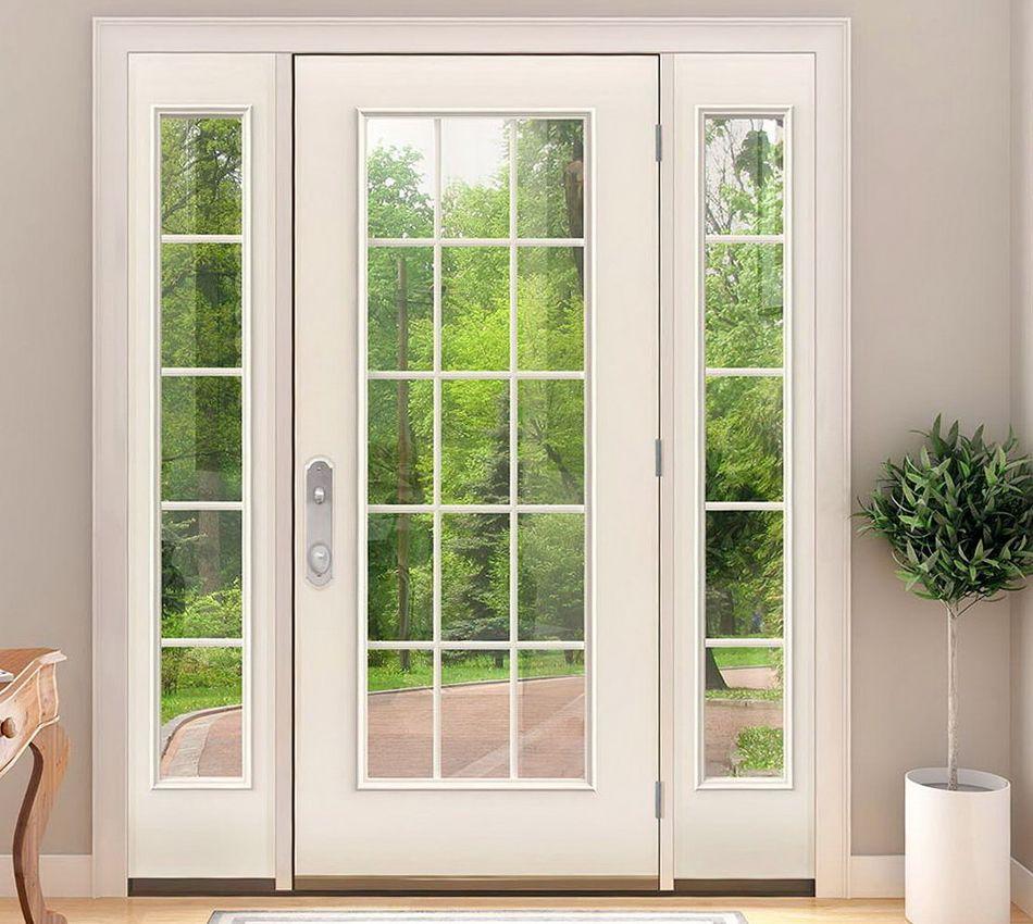 The Best Types Of Patio Doors Sliding Bifold And French Designs In 2020 Single Patio Door Glass Doors Patio Patio Doors
