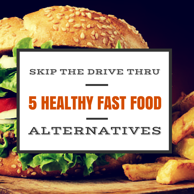 Healthy fast food alternatives healthy recipes pinterest healthy fast food alternatives forumfinder