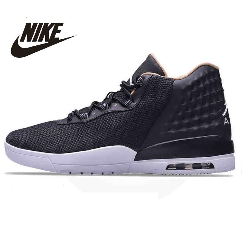 NIKE Original New Arrival JORDAN ACADEMY Basketball Shoes Waterproof High  Quality For Men#844515-