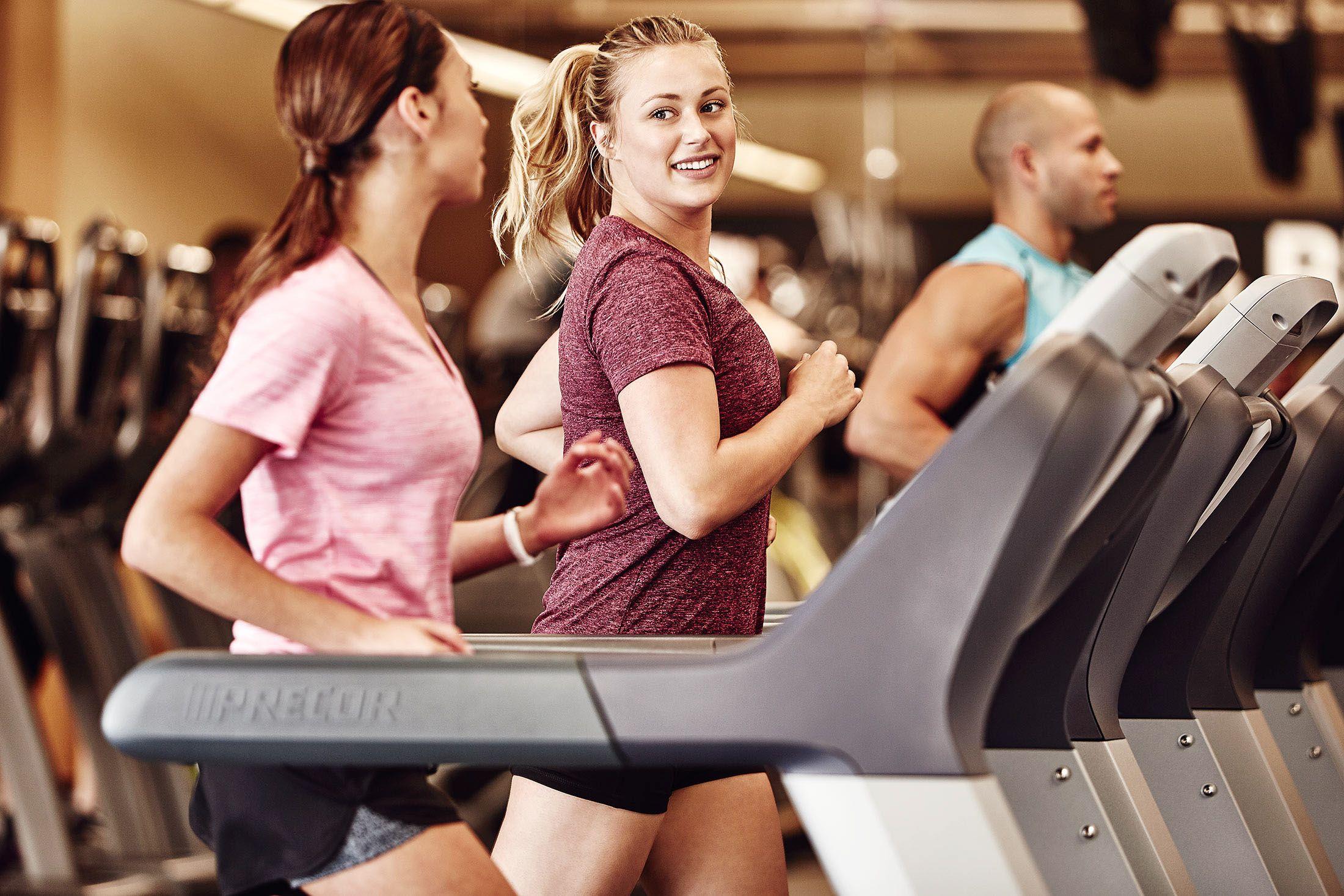 24 Hour Fitness Master Brand Shoot Imagery