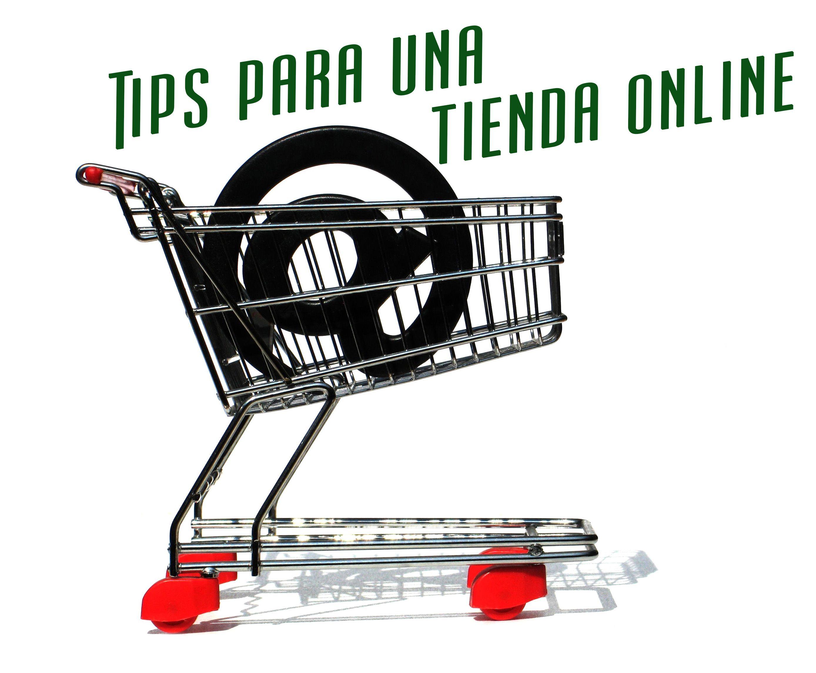 Tips para una tienda online El producto o servicio debe