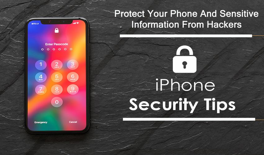 how to protect my iphone from hackers