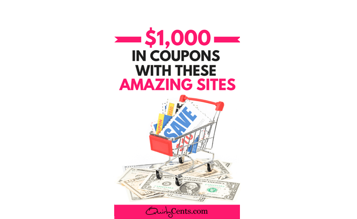 These Companies Will Give You 1 000 In Free Coupons Quirky Cents Free Coupons Coupons Get Free Stuff