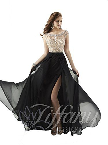 Tiffany Designs Special Occasion And Formal Prom Dress Style 16148