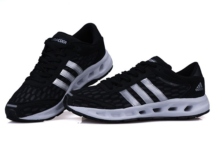 women adidas running shoes climacool black white wish
