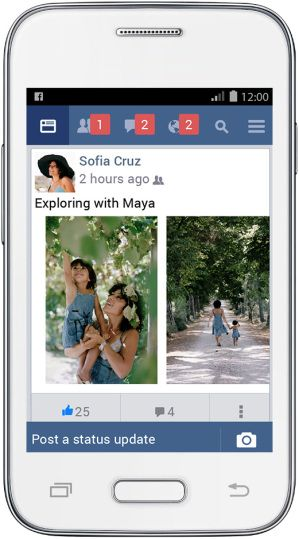Facebook Lite Is A Stripped Down Android App For The