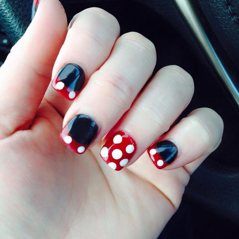Walt disney world nails!   Nail Art   Pinterest