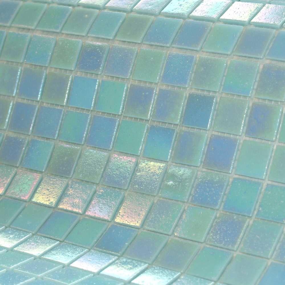 Aqua Ceramic Tiles Samples Aqua Tiles Iridium Iridescent Mosaic Swimming Pool Tiles 327x327x4mm Aqua Tiles Blue Glass Tile Pool Tile