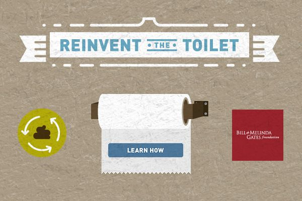 Tomorrow Bill Gates Will Present The Re Invent The #Toilet   Bill Gates  Resume  Bill Gates Resume