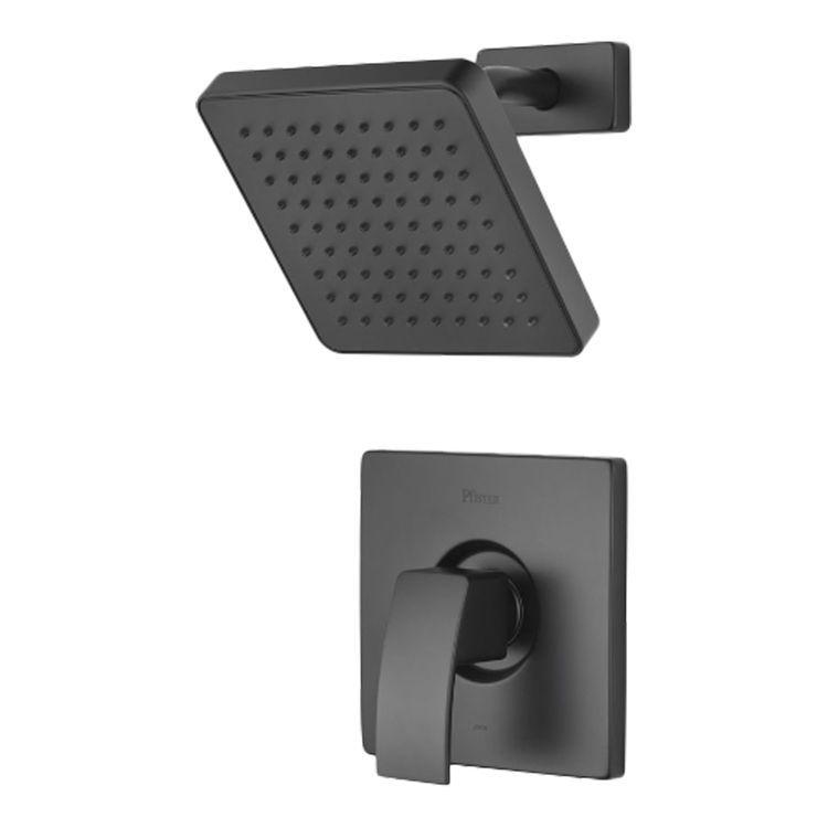 Pfister G89 7DFB Kenzo Black Shower