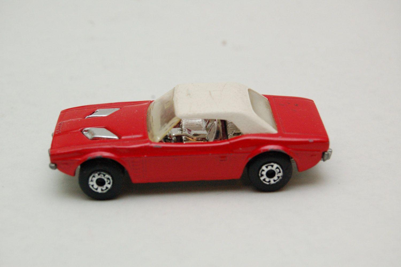 Matchbox Lesney Superfast 1 Dodge Challenger White Roof