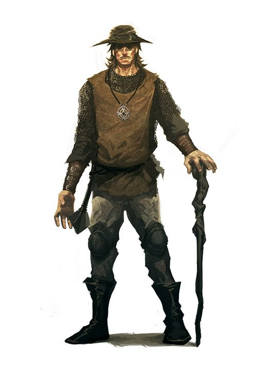 Character Build: The Penitent Warrior - The Tamriel Vault