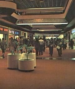 Northridge Fashion Center Circa 1970 S Mom And I Ped At This Mall Often Stopped Small Bob Boy Restaurant For Lunch