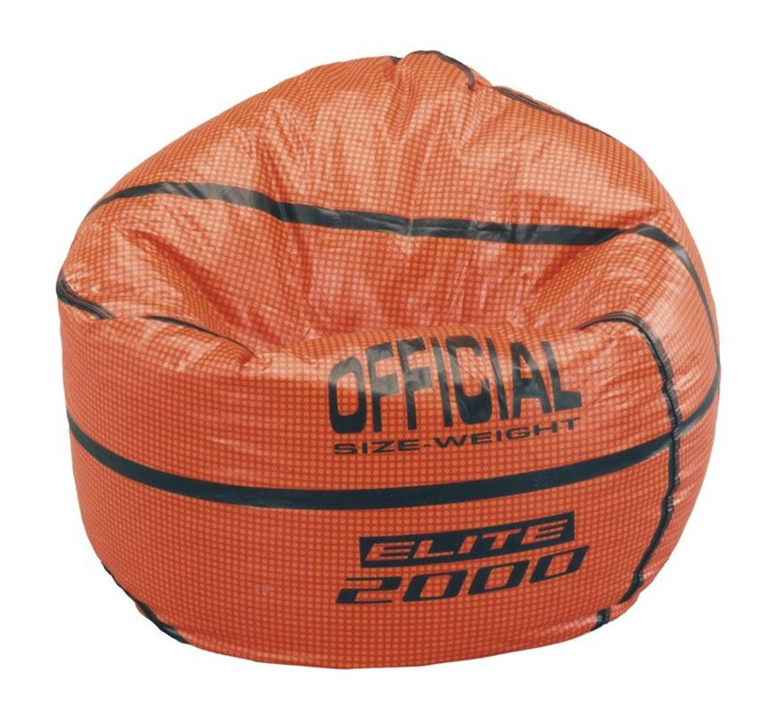 Child Plush Kids Sports Basketball Bean Bag Get Into The Zone With Your New Vinyl Chai