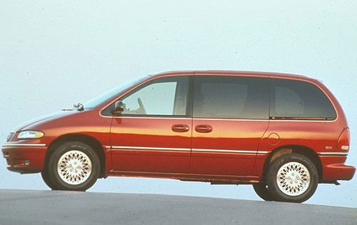 Used 1997 Chrysler Town And Country For Sale Near You Chrysler