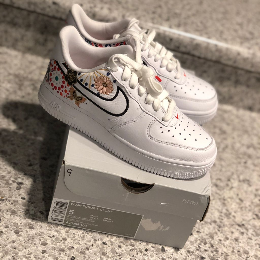 Nike Women's LNY '01 Limited Edition Size 5 | Shoes, Nike