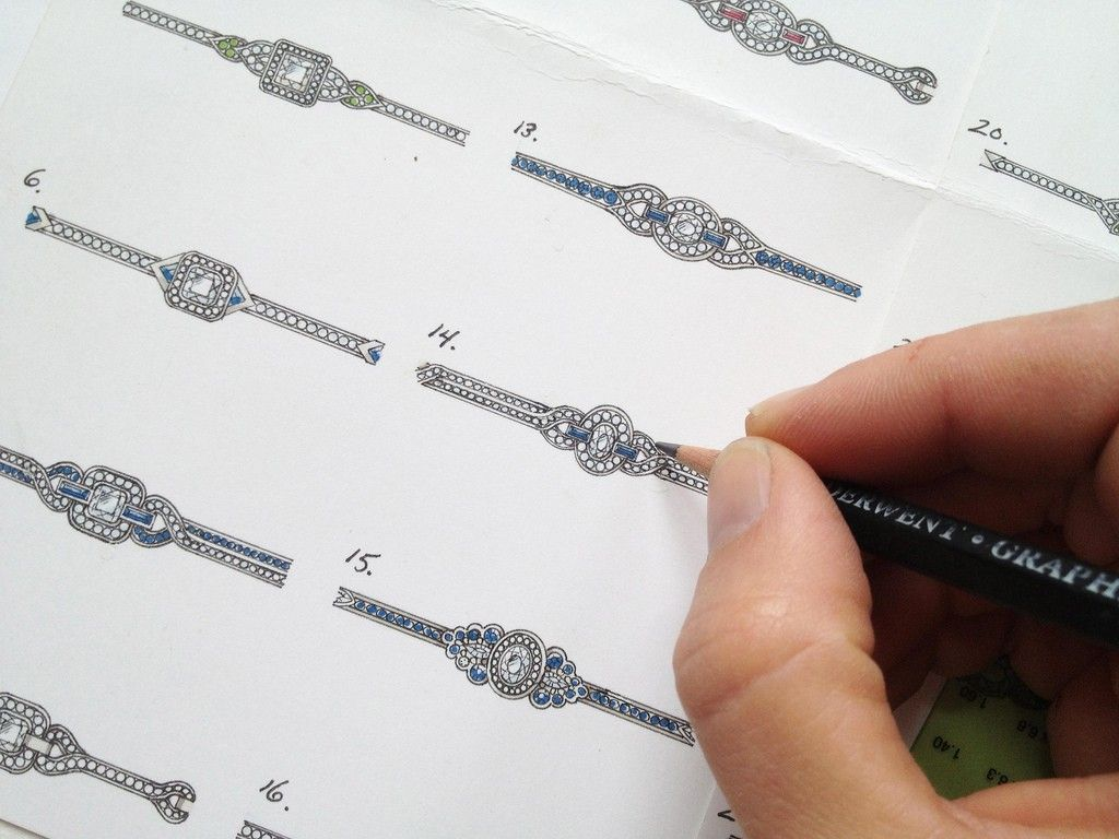 Cool Jewelry Design Sketch Book with Images of Sketchbook Jewelry