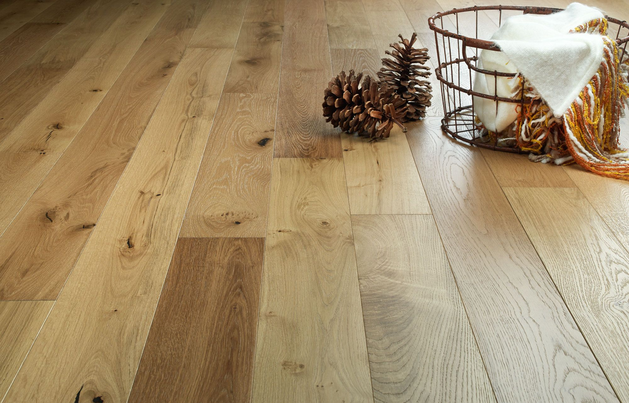 We Make Beautiful Wood Flooring And Guide Homeowners To Find