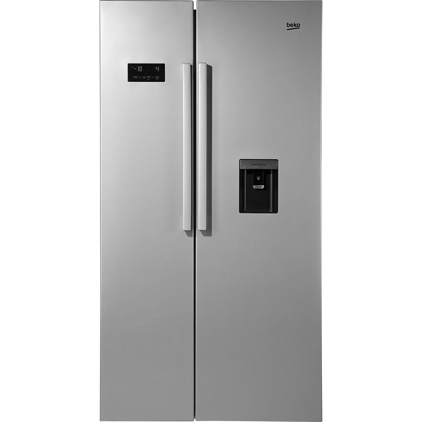 Perfect Хладилник Side By Side Beko GN163221S, 554 л, Клас A+, H 179 см Great Ideas