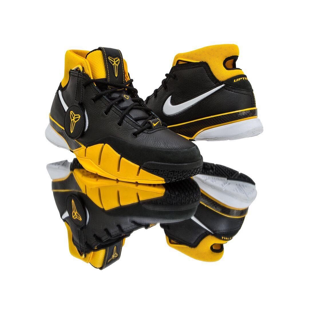 best authentic 0d91d e16dc Nike Zoom Kobe 1 Protro