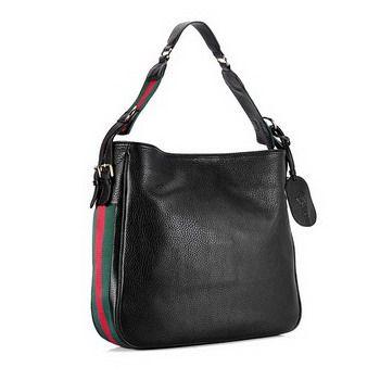 d02bfc0939b Gucci Heritage Medium Shoulder Bag Black 247597. Gucci Heritage Medium  Shoulder Bag Black 247597 Handbags On Sale