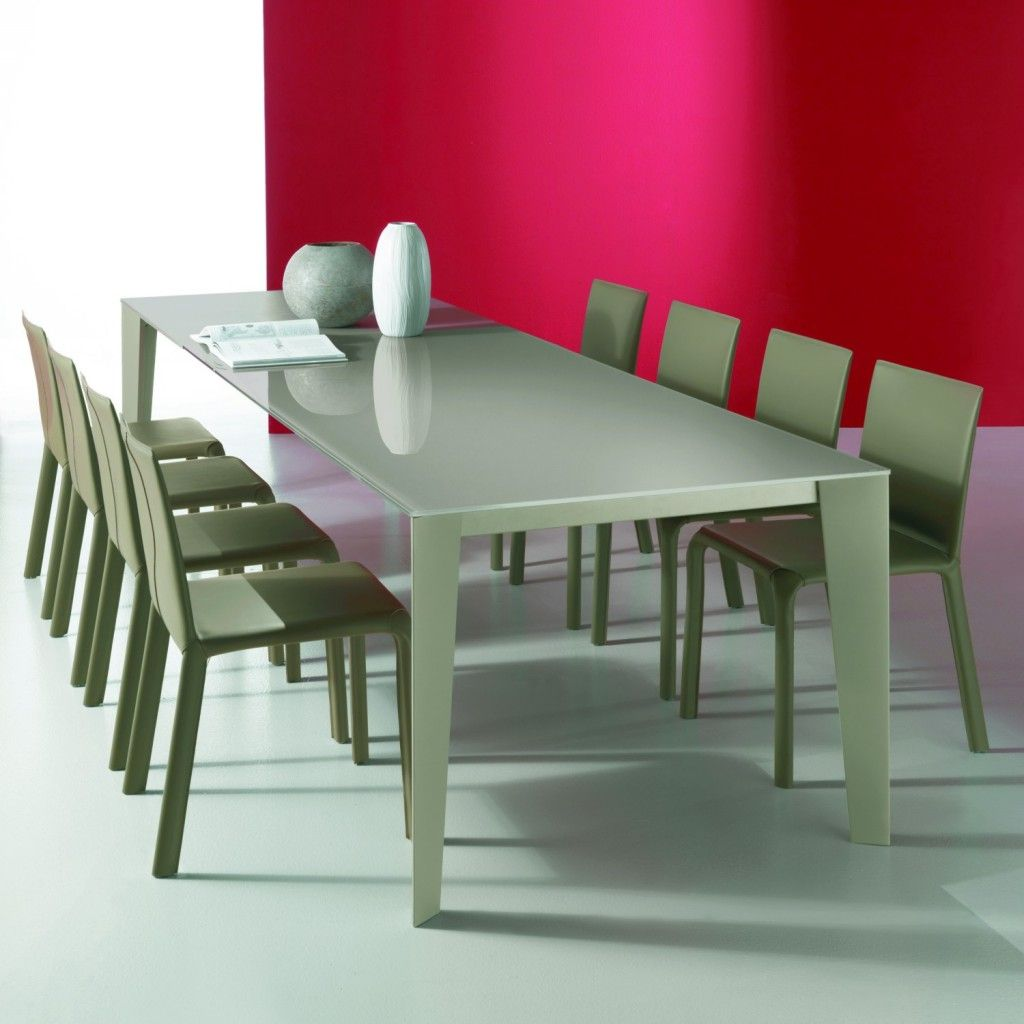Tavolo rettangolare allungabile da 120 Bontempi Casa Cruz