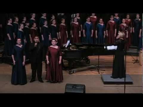 "Chapel Choir - ""I Will Rise"""