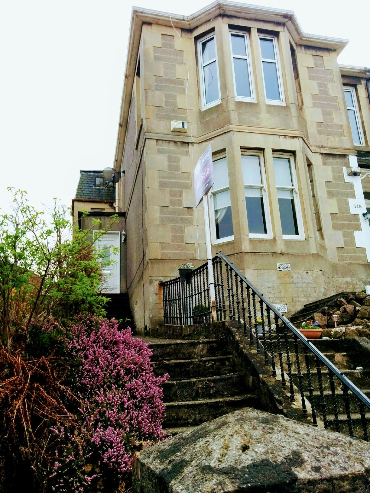 1 Bed Flat Glasgow 120 Rosalyn Ave G73 3ex Glasgow 1 Bed Apartment For Sale