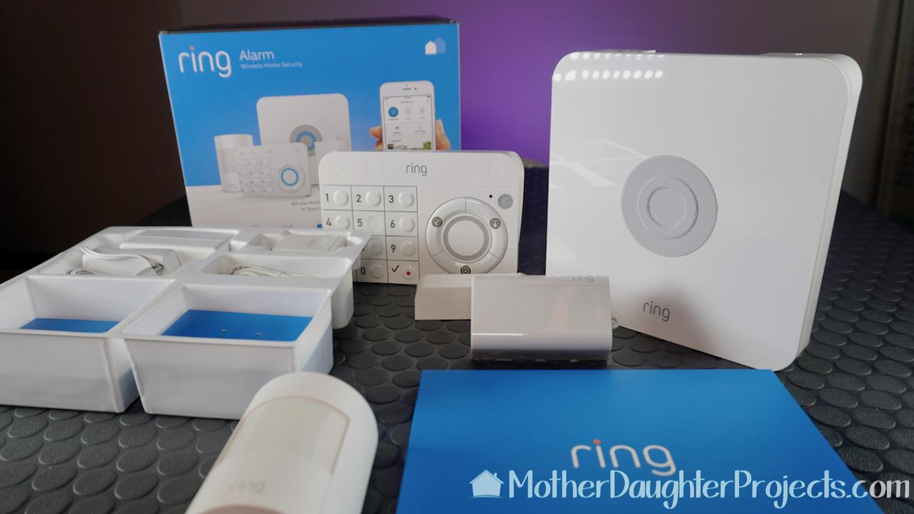 Ring Alarm System Diy Install Smart Home Security Best Home Security Wireless Home Security Systems