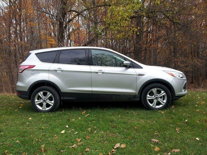 Ford Escape 2014 2 5l S Ford Escape Compare Cars Car Find