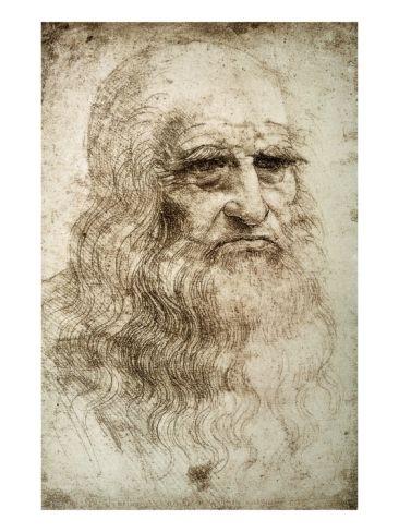 Self Portrait By Leonardo Da Vinci Giclee Print Bettmann Art Com Leonardo Da Vinci Biography Leonardo Da Vinci Artist