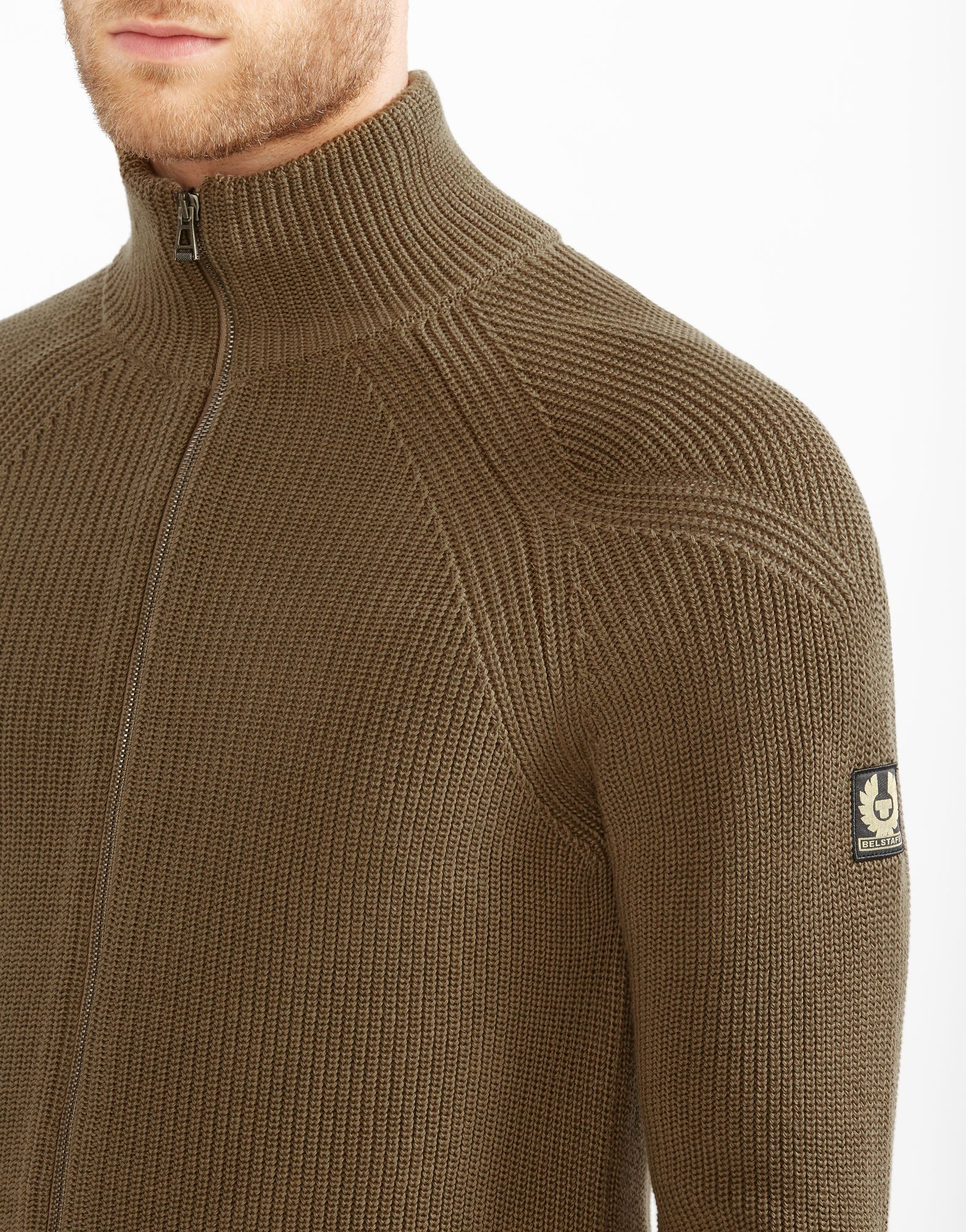 759380a2b97d Parkgate Zip Up Cardigan. Parkgate Zip Up Cardigan Mens Knitted ...