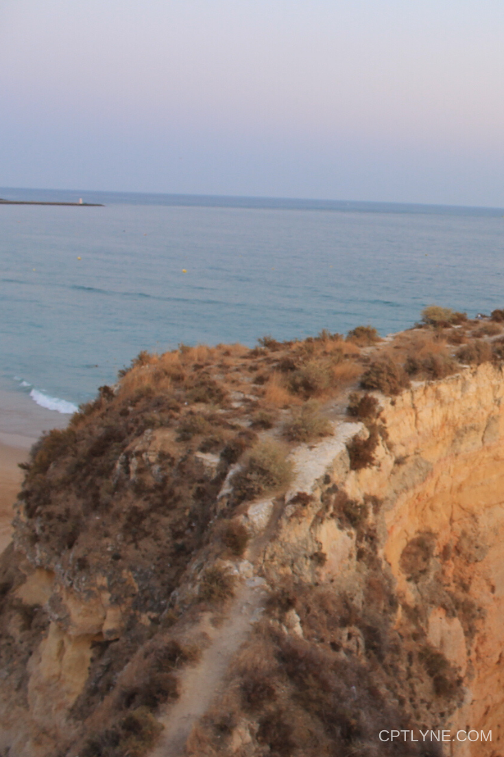 View at the beach in Portimao South of Portugal #travelguide #travelingtips #phototravel #travelphotography #wanderlust #portugal #thealgarve #travelinspo