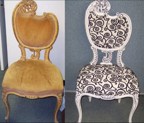 Antique Furniture Restoration Before and After - Restoring Antique Chairs – Loris Decoration