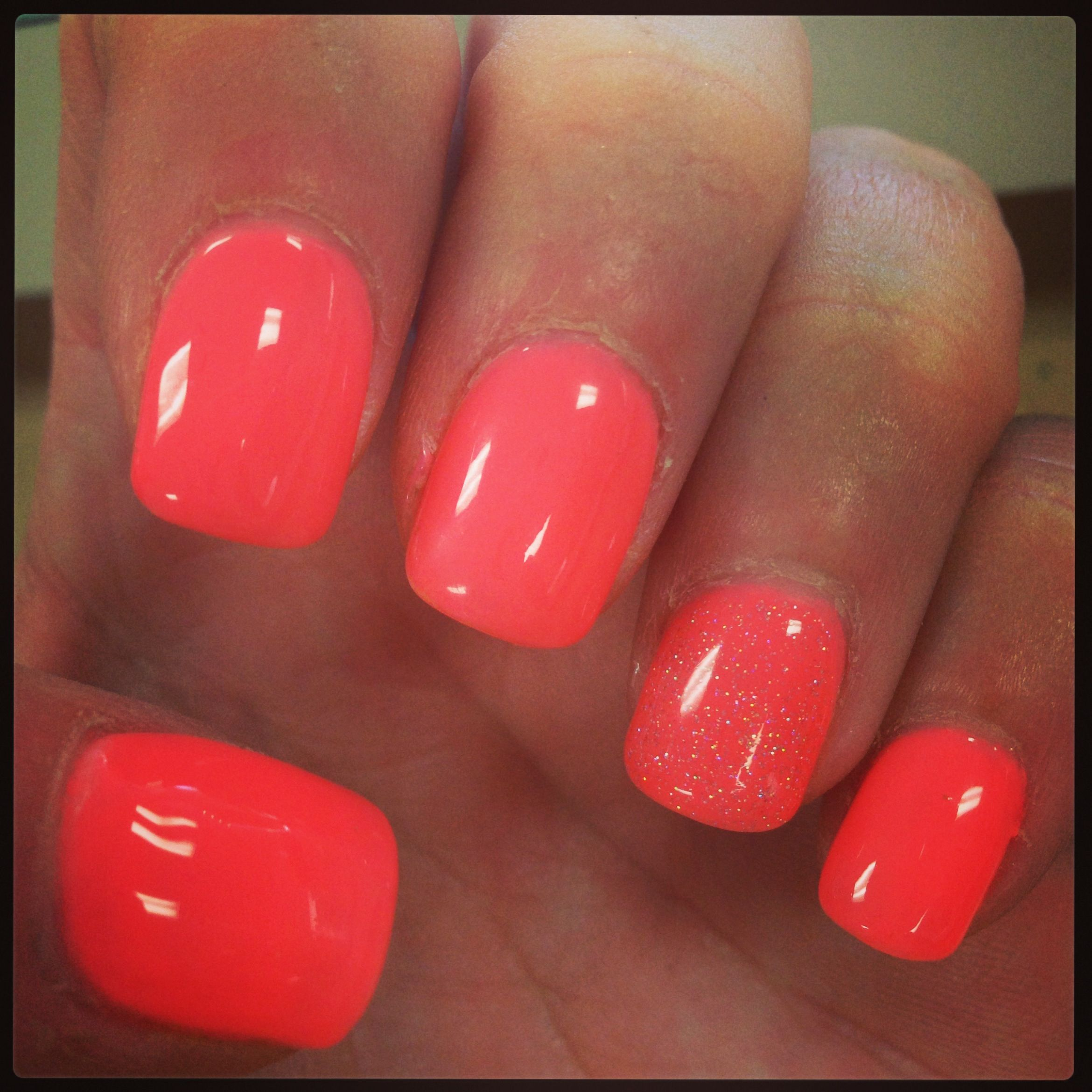 best 25  red summer nails ideas on pinterest