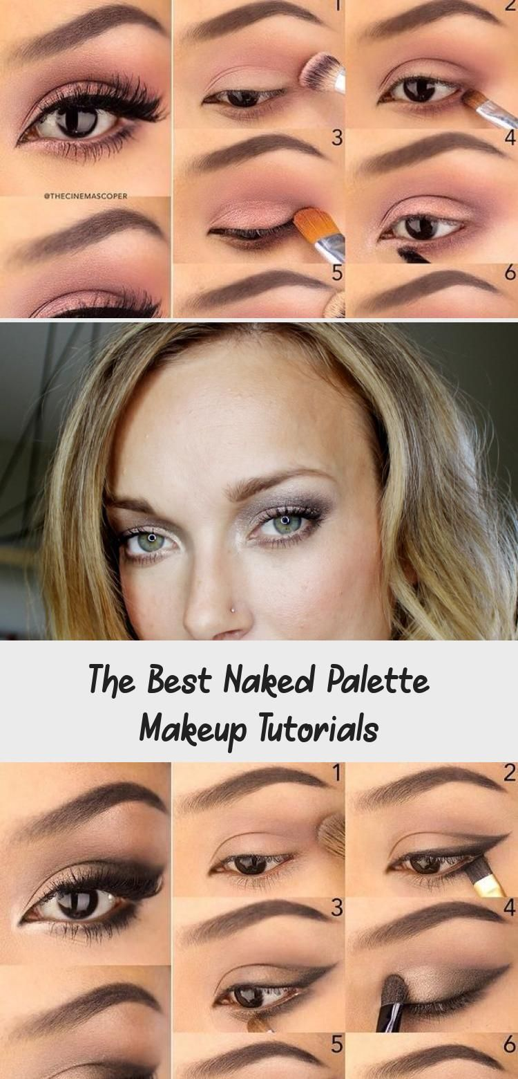 Photo of The Best Naked Palette Makeup Tutorials – Makeup