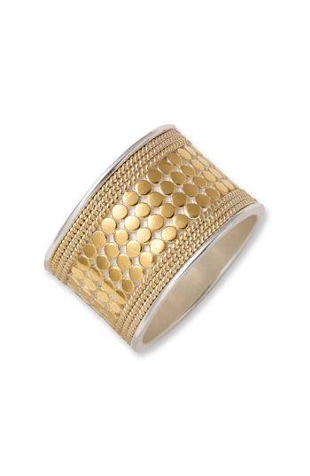 934184ca3 Anna Beck 'Gili' Cigar Band Ring available at #Nordstrom   Rings ...
