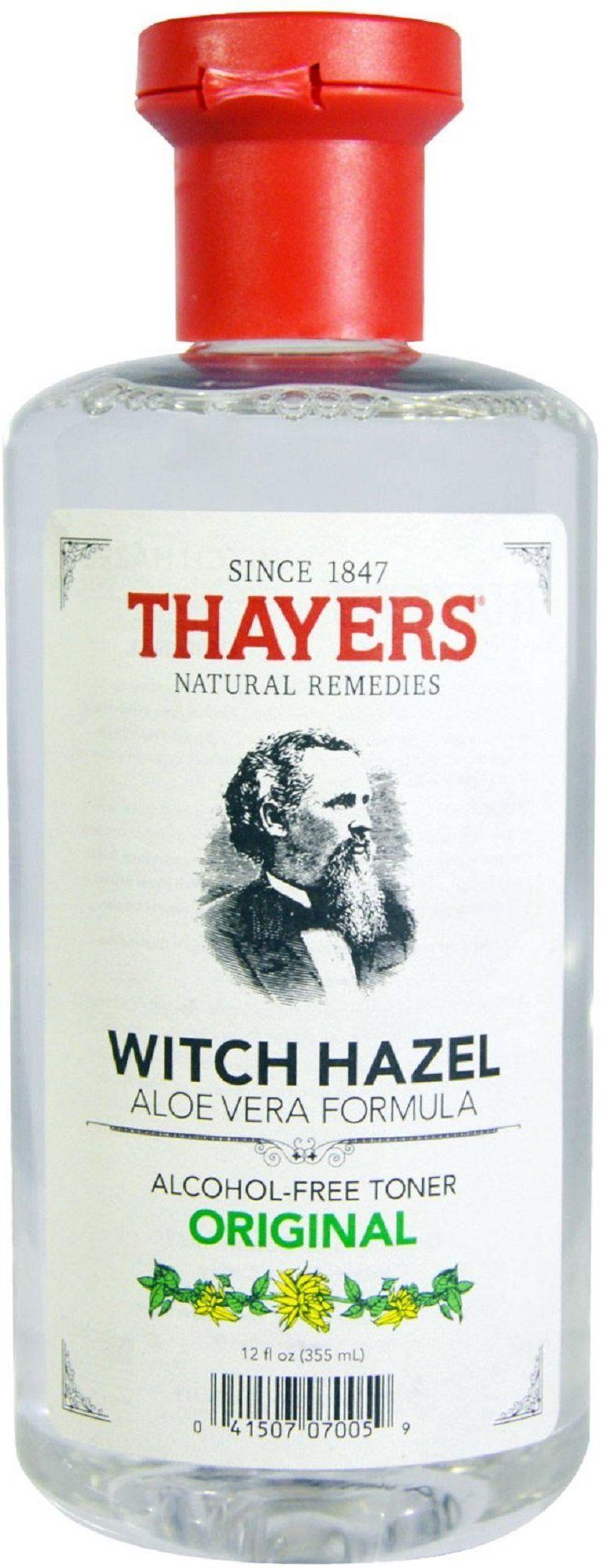 Thayer Witch Hazel Orgnl Alcfree Thayers witch hazel