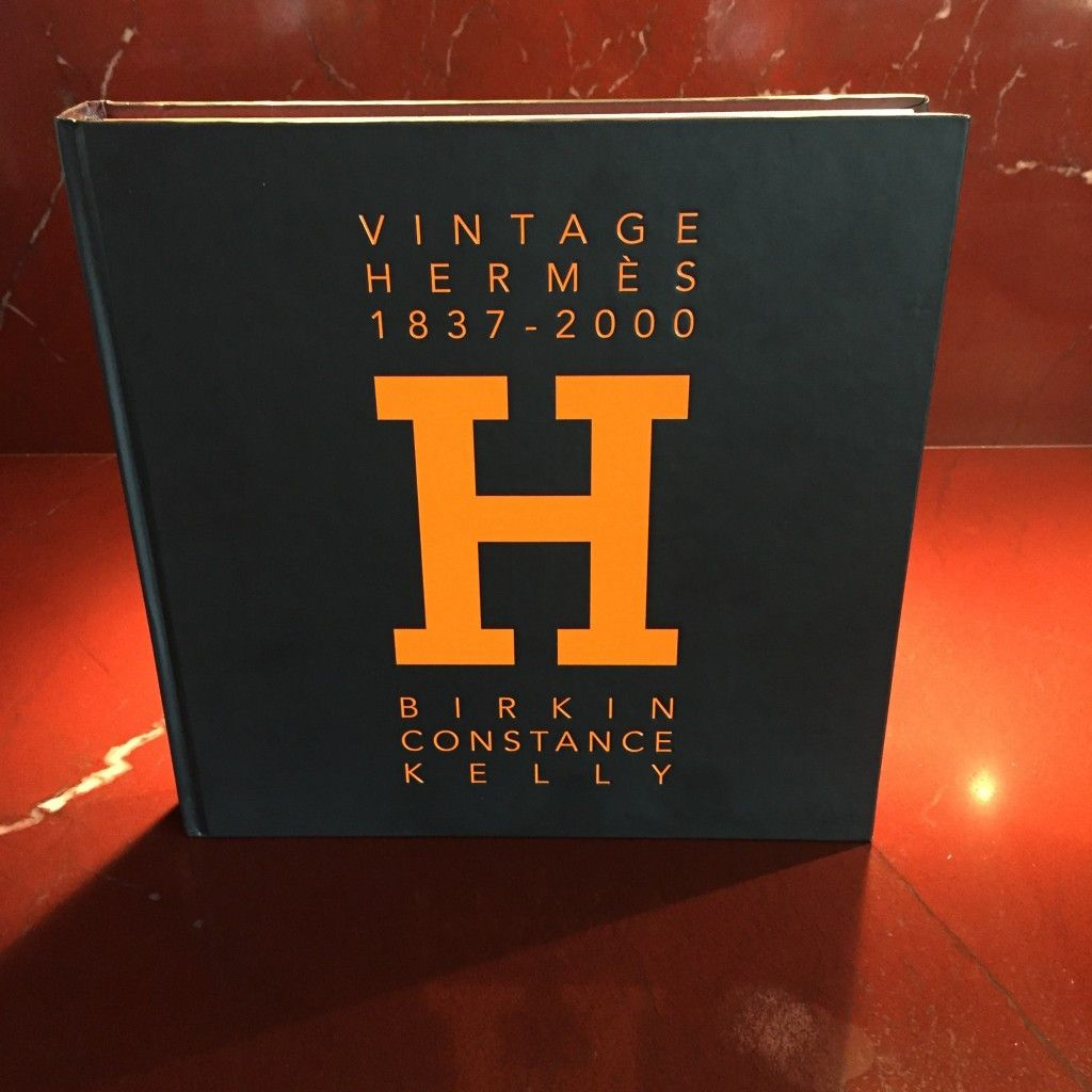 The Must Have Coffee Table Book For Any Hermes Or Luxury Brand