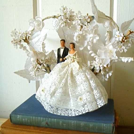 Love It Muy Bonitos Caray Bridal Cake Topper Vintage Wedding Cake Topper Wedding Topper