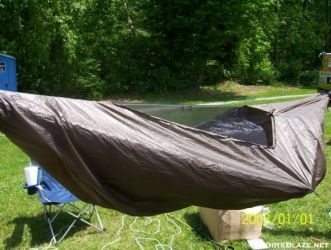 Just Jeff's Hammock Camping Page - how to stay warm in a hammock