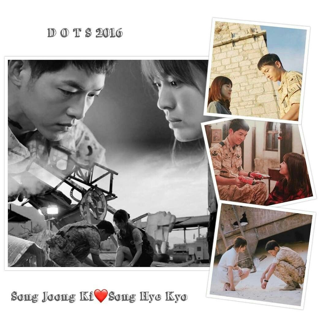 Pin on My first kdrama//Descendant of the sun