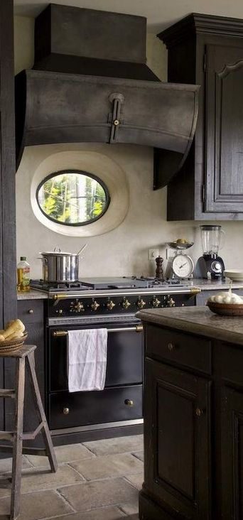 love that window above the stove reminds me of a porthole home kitchens country kitchen on kitchen interior with window id=41867