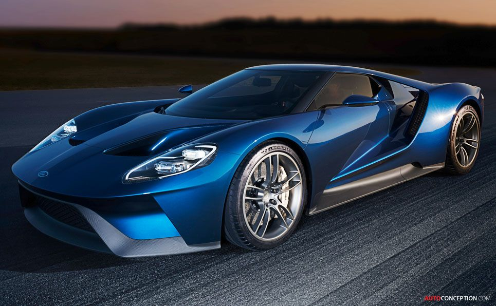 16+ The new ford gt 4k UHD