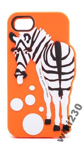 Marc Jacobs Iphone 5s Zebra Etui 5666168476 Oficjalne Archiwum Allegro Iphone 5 Case Smartphone Case Iphone 5s Cases