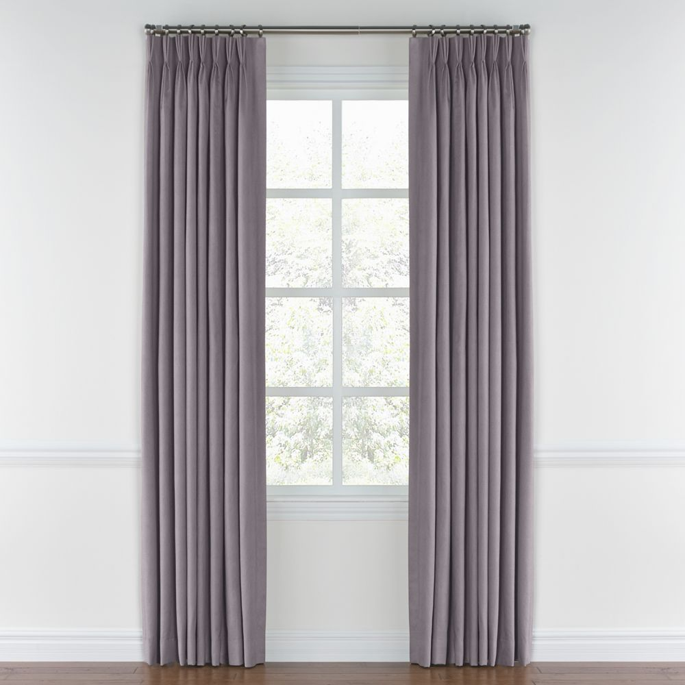 gray velvet curtains bedding lavendergrayvelvetpleatedcurtainfront helen in 2018