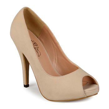 394880b5b Beige Women s Pumps   Heels for Shoes - JCPenney