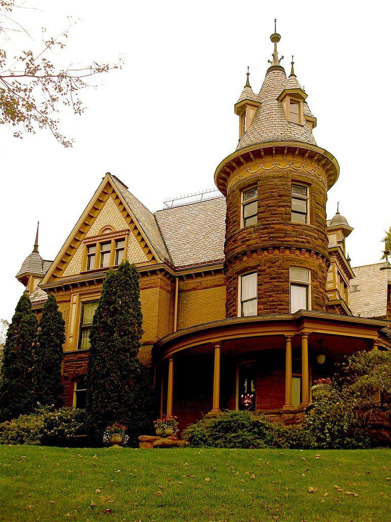 Henderson Castle, Kalamazoo, MI | Architecture | Pinterest | Castles ...